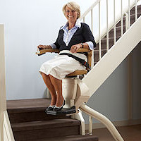 Curved Stairlifts - click here!